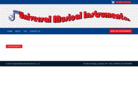 universalmusicalinstrumentco.com