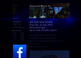 universalmusicco.com