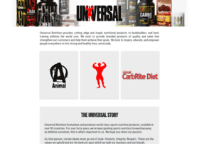 universalnutrition.com