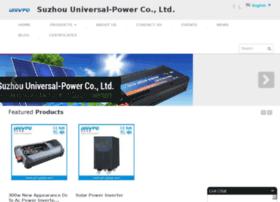 universalpowerinverter.com