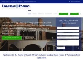 universalroofing.co.za
