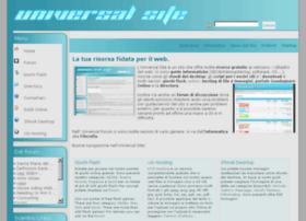universalsite.org