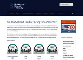 universalsoundtherapy.com