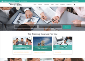 universaltrainers.com