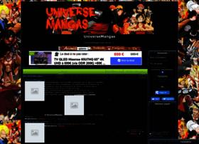 universemangas.forumgratuit.org