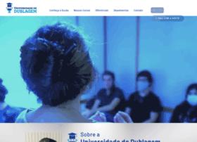 universidadededublagem.com.br