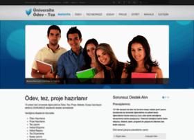 universiteodevtez.com