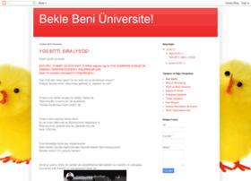 universiteyedogru.blogspot.com.tr