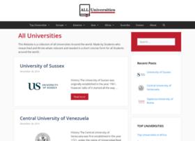 universitiesnet.com
