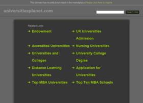 universitiesplanet.com