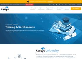 university.kaseya.com