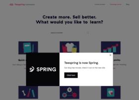 university.teespring.com