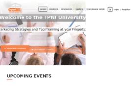 university.tpni.com
