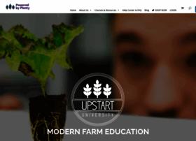 university.upstartfarmers.com