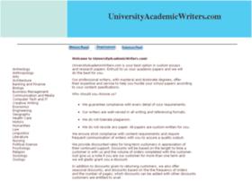 universityacademicwriters.com