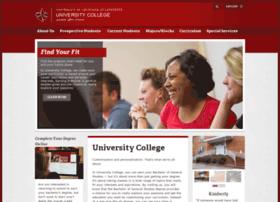 universitycollege.louisiana.edu