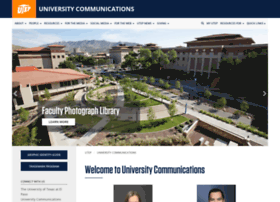 universitycommunications.utep.edu