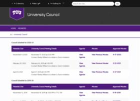 universitycouncil.tcu.edu