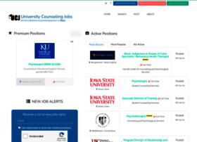 universitycounselingjobs.com