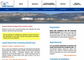 universitydentalcare.co.uk