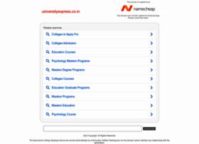 universityexpress.co.in