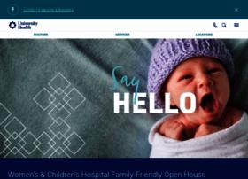 universityhealthsystem.com