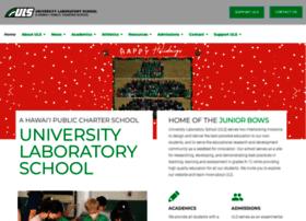 universitylaboratoryschool.org