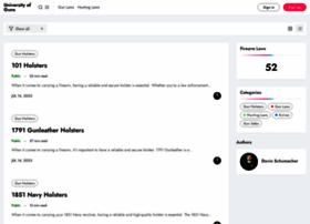 universityofguns.com