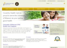 universityofmissouri.coventryhealthcare.com