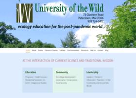 universityofthewild.org