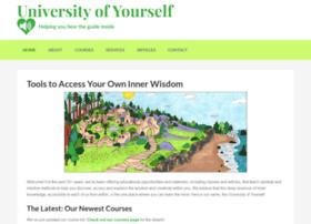 universityofyourself.com
