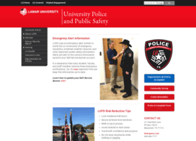universitypolice.lamar.edu
