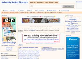 universitysociety.com