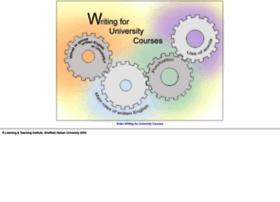 universitywriting.shu.ac.uk