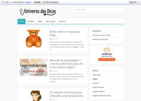 universodasdicas.com