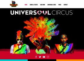 universoulcircus.com