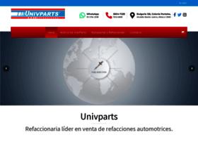 univpartsrefacciones.com.mx