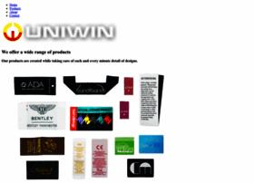 uniwinlabel.com