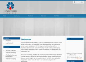 uniworldedusoft.com