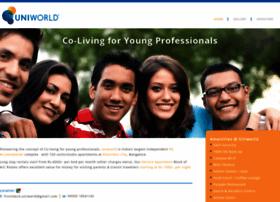 uniworldindia.com