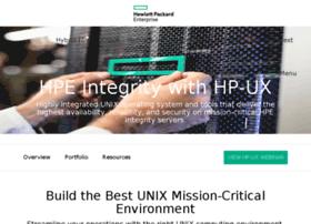 unix.hp.com