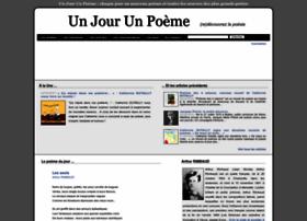 unjourunpoeme.fr