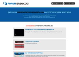 unknownpaths.forumieren.com