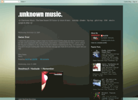 unknownsound.blogspot.de