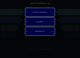 unkommonlaw.co.uk