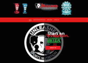unleashedsportsnutrition.com