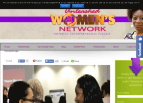 unleashedwomensnetwork.com