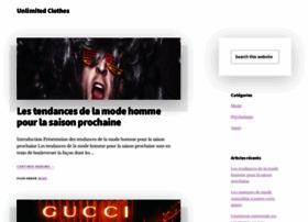unlimited-clothes.com
