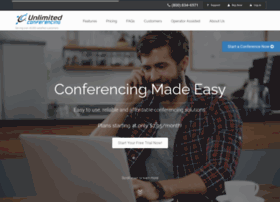 unlimitedconferencing.com