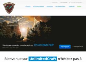 unlimitedcraft.fr